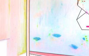 L U G A R E S   H A B I T A D O S  _03|PinturadeKinm Bernal| Compra arte en Flecha.es