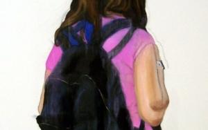 La estudiante|PinturadeJESÚS MANUEL MORENO| Compra arte en Flecha.es