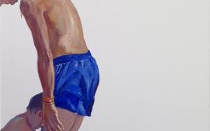 Cobijo|PinturadeJESÚS MANUEL MORENO| Compra arte en Flecha.es