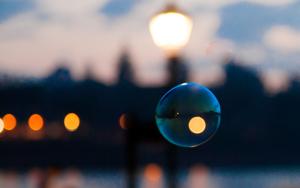 Burbuja|DigitaldeJosé M. Feito| Compra arte en Flecha.es