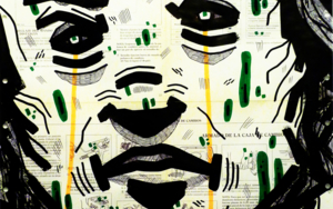 ROSEMARY|DibujodeVicente Aguado| Compra arte en Flecha.es