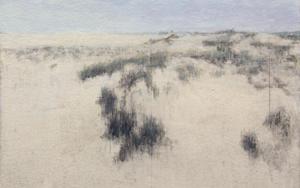 Dunas de Doñana I|PinturadeJosé Luis Romero| Compra arte en Flecha.es