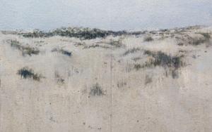 Dunas de Doñana II|PinturadeJosé Luis Romero| Compra arte en Flecha.es