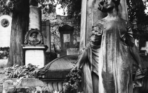 Cementerio Protestante|FotografíadeBorja de Madariaga| Compra arte en Flecha.es