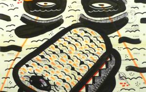 JOHN AND MARY RESTAURANT|DibujodeVicente Aguado| Compra arte en Flecha.es
