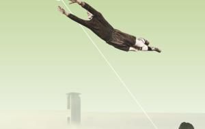 Free Fallin|CollagedeJaume Serra Cantallops| Compra arte en Flecha.es