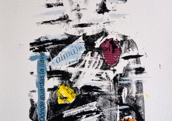 Alma|Obra gráficadeDavid Rojas| Compra arte en Flecha.es
