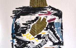 Espíritu|CollagedeDavid Rojas| Compra arte en Flecha.es