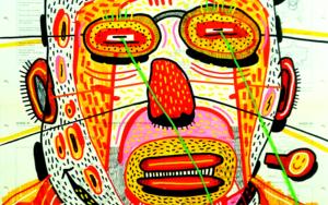 HOAX|DibujodeVicente Aguado| Compra arte en Flecha.es
