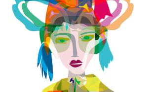 Encuentro en Lima|DigitaldeMariana sanz POPNTOPMAD| Compra arte en Flecha.es