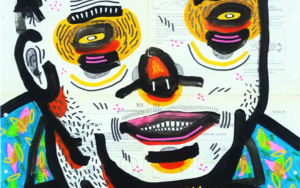 SILENTDORK III|DibujodeVicente Aguado| Compra arte en Flecha.es