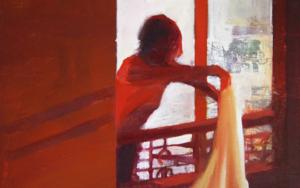 El mantel|Obra gráficadeCarmen Montero| Compra arte en Flecha.es