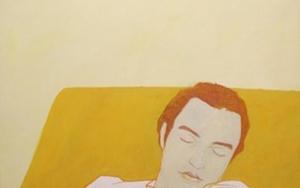 Amarillo Nápoles|PinturadeCova Mejía| Compra arte en Flecha.es