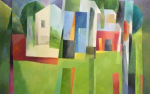 """Entreluces""|PinturadeIsabel Gutiérrez| Compra arte en Flecha.es"