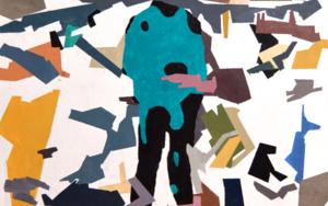RESILIENTE_01_006|PinturadeJosé Luis Albués| Compra arte en Flecha.es