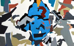 RESILIENTE_01_022|PinturadeJosé Luis Albués| Compra arte en Flecha.es