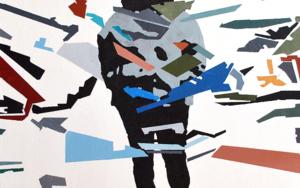 RESILIENTE_01_024|PinturadeJosé Luis Albués| Compra arte en Flecha.es