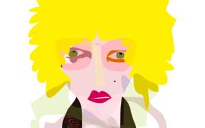 El chico rubio|DibujodeMariana sanz POPNTOPMAD| Compra arte en Flecha.es