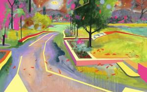 Paisaje Re-leido Nº 1|PinturadeBenito Salmerón| Compra arte en Flecha.es