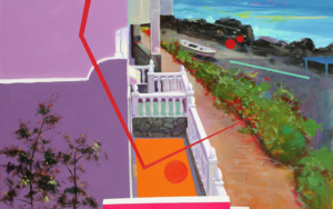 Paisaje Re-leido Nº 3|PinturadeBenito Salmerón| Compra arte en Flecha.es