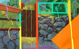 Paisaje Re-leido Nº 4|PinturadeBenito Salmerón| Compra arte en Flecha.es