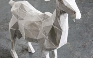Goat Capela|DigitaldeThe Cummings Twins| Compra arte en Flecha.es