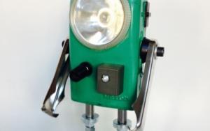 Linterna Verde|EsculturadePitarque Robots| Compra arte en Flecha.es