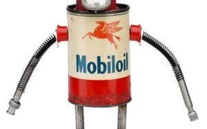 MobilOil|EsculturadePitarque Robots| Compra arte en Flecha.es