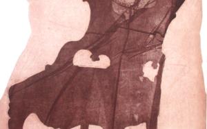 haunted|DibujodeInés Azagra| Compra arte en Flecha.es