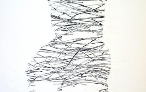nest|DibujodeInés Azagra| Compra arte en Flecha.es