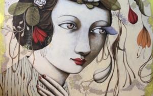 GRAN JARDIN II|PinturadeMenchu Uroz| Compra arte en Flecha.es