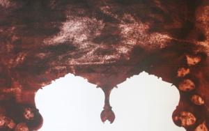 Beuys y la liebre|CollagedeInés Azagra| Compra arte en Flecha.es