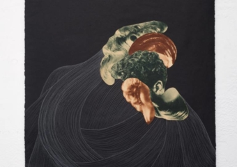 Cinema Hair|CollagedeMonika Ardila| Compra arte en Flecha.es