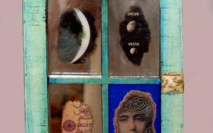Vesta|CollagedeGabriel Morera| Compra arte en Flecha.es