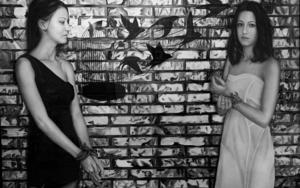 El muro|DibujodeJose Díaz Ruano| Compra arte en Flecha.es