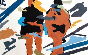 RESILIENTE_01_003|PinturadeJosé Luis Albués| Compra arte en Flecha.es