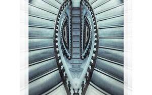 STAIRS 4|FotografíadeJesús M. Chamizo| Compra arte en Flecha.es