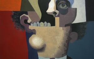Death|PinturadeCarlos Blanco Artero| Compra arte en Flecha.es
