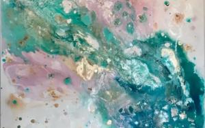 Flow-I|PinturadeMo Barretto| Compra arte en Flecha.es