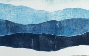 Montañas 3|PinturadeMilena Mateva| Compra arte en Flecha.es
