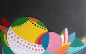 Jardín|PinturadeANALIA MALOSETTI| Compra arte en Flecha.es
