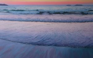 Playa America|PinturadeTomás Guzmán| Compra arte en Flecha.es