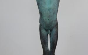 Tritón|EsculturadeJesús Curiá| Compra arte en Flecha.es