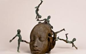 Pather|EsculturadeJesús Curiá| Compra arte en Flecha.es
