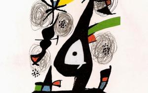 LA MELODÍA ÁCIDA (I) 1212|Obra gráficadeJoan Miró| Compra arte en Flecha.es
