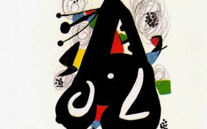 LA MELODÍA ÁCIDA (IX) 1220|Obra gráficadeJoan Miró| Compra arte en Flecha.es