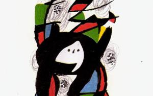 LA MELODÍA ÁCIDA (VIII) 1219|Obra gráficadeJoan Miró| Compra arte en Flecha.es