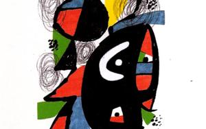 LA MELODÍA ÁCIDA (XII) 1223|Obra gráficadeJoan Miró| Compra arte en Flecha.es