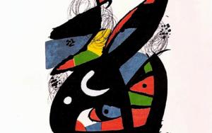 LA MELODÍA ÁCIDA (XIII) 1224|Obra gráficadeJoan Miró| Compra arte en Flecha.es