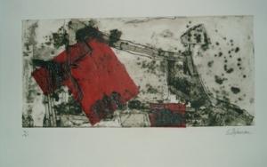 Sueño torero III|Obra gráficadeCarmina Palencia| Compra arte en Flecha.es